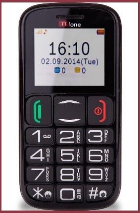 Telefoni cordless con vivavoce e tasti grandi