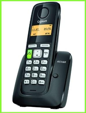 Telefoni cordless per persone anziane con retroilluminazione