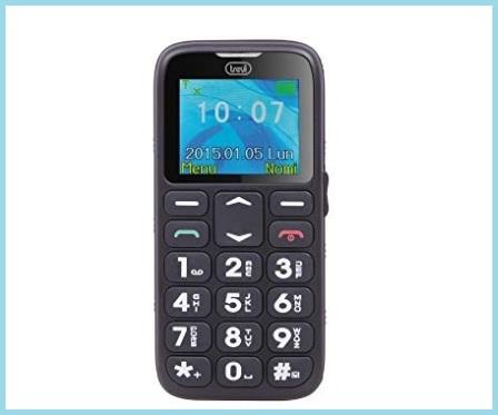 Telefoni Cordless Per Anziani Tasti Grandi
