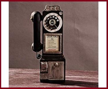 Telefono parete vintage