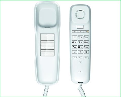 Telefono parete fisso