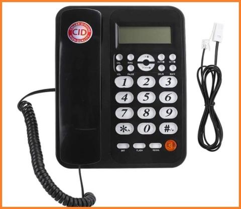 Telefono parete con vivavoce