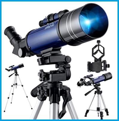 Telescopio Con Treppiede