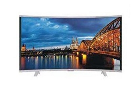 Tv led curvo hd ready display standard