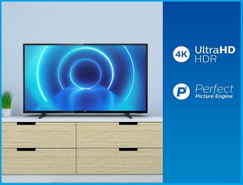 Televisore philips series 6000 ultra hd