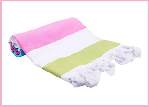Teli Mare Grandi Spiaggia Cotone