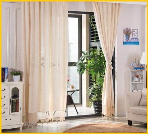 Tende per camere da letto rustiche e delicate grandi sconti tende confezionate online - Tendaggi camera da letto ...