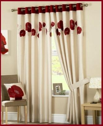 Tende per salotto colorato e vivace   tende per salotto malnate