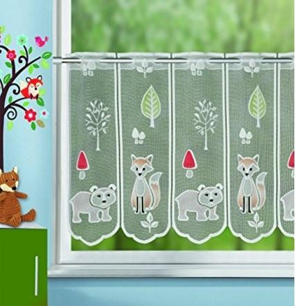 Tendine Colorata E Con Animaletti Per Bambini