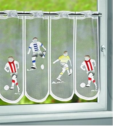 Tendine Con Giocatori Di Calcio Per Bambini