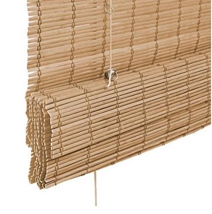 Tenda a pacchetto in cortina di bambù