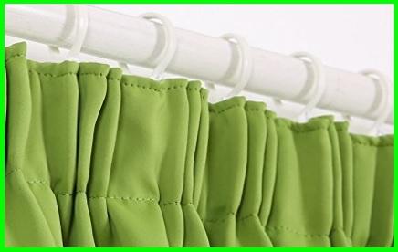 Tende camera bambini verde