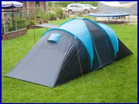 Tende da campeggio grandi dimensioni 6 persone