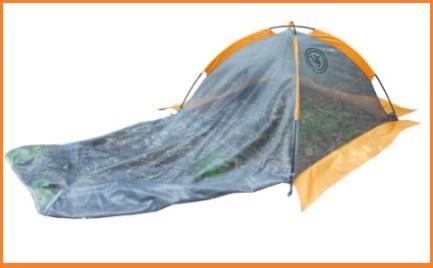 Tenda da campeggio piccola