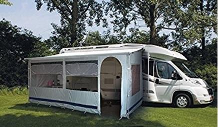 Tenda Per Campeggio E Roulotte