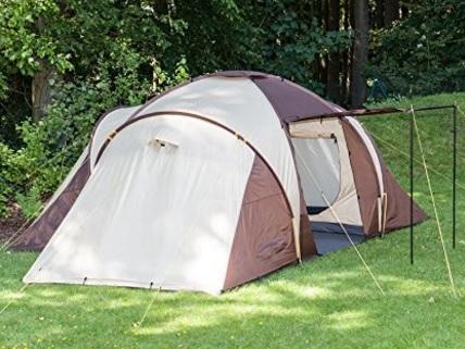 Tenda da camping deluxe 6 persone