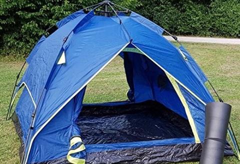Tenda 3 Posti Automatica
