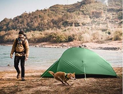 Tende campeggio 2 posti compatte