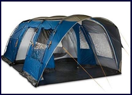 Tende campeggio 6 posti bertoni