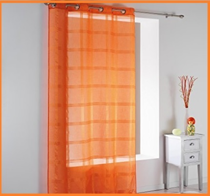 Tende interno in voile 300 x 140