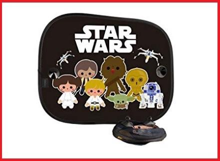 Tendine Parasole Auto Bambini Star Wars