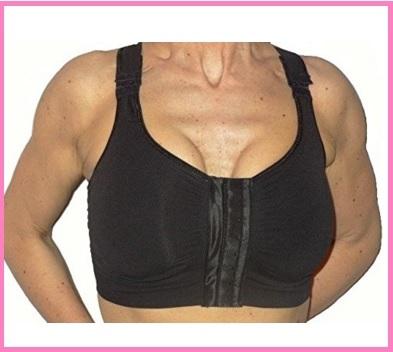 Reggiseno speciale per mastectomia post operazione