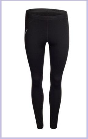 Pantalone termico donna per sciare