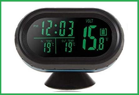 Termometri Digitali Per Auto