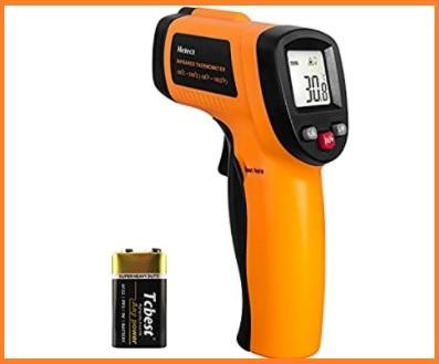 Termometro a distanza laser