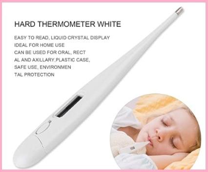 Termometri digitali per febbre adulti
