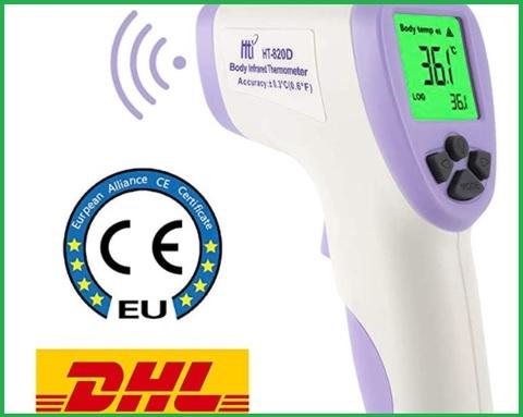 Termometro elettronico frontale