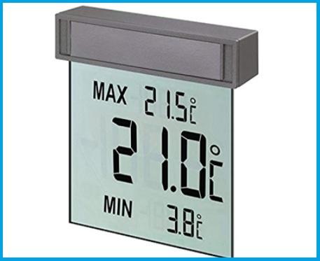 Termometro casa digitale
