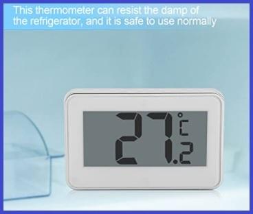 Termometro per congelatore interno