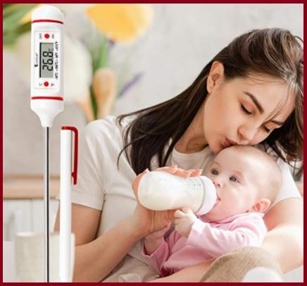 Termometro per latte neonati