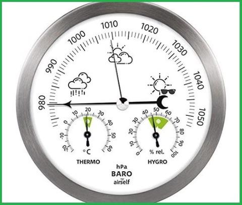 Termometro igrometro esterno