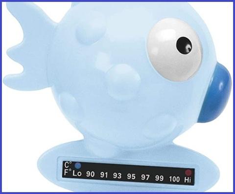 Termometro bagnetto neonati digitale