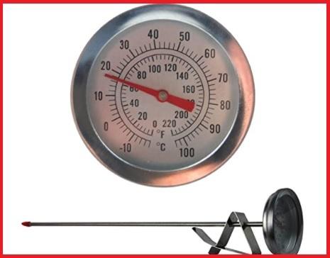 Termometro per birra artigianale