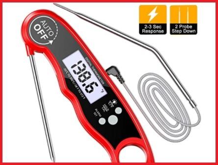 Termometro forno a legna digitale