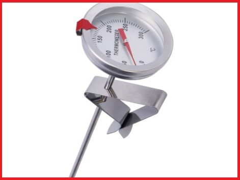 Termometro per frittura olio