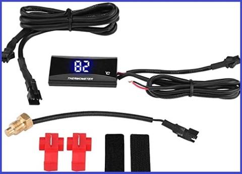 Termometro per moto misuratore