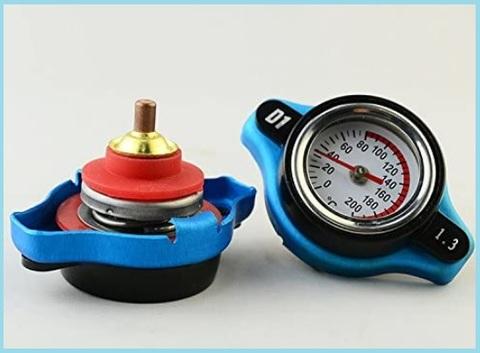 Termometro radiatore moto