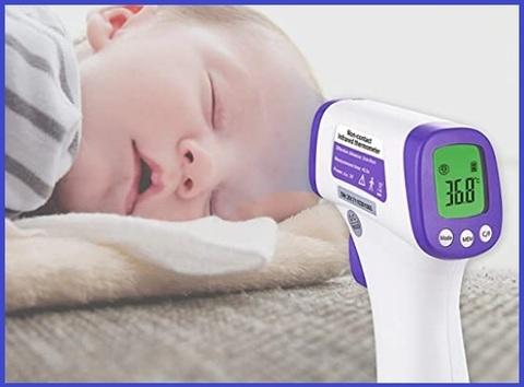 Termometro infrarossi febbre fronte