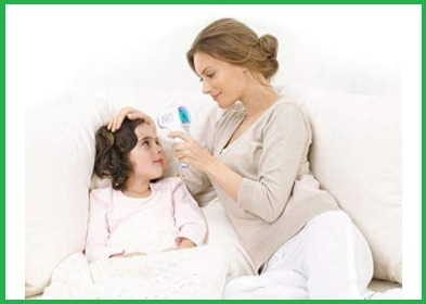Termometro mercurio per febbre professionale