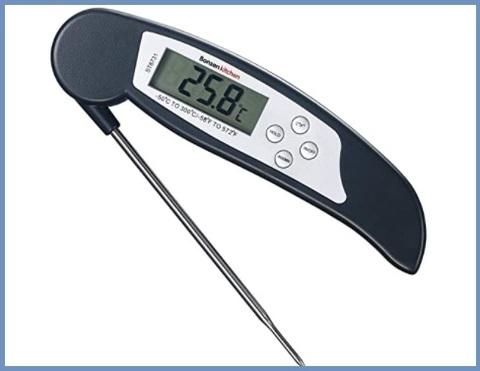 Termometro acqua calda