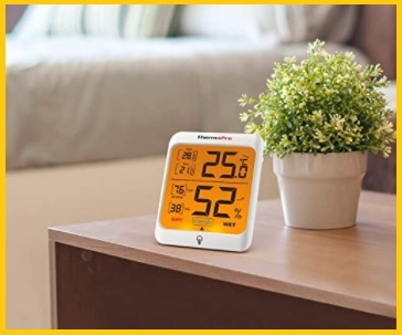 Termometro casa digitale igrometro
