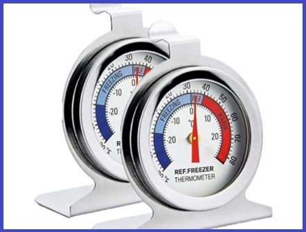 Termometro congelatore professionale