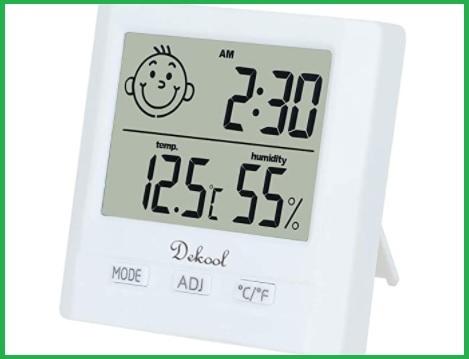 Termometro temperatura ambiente