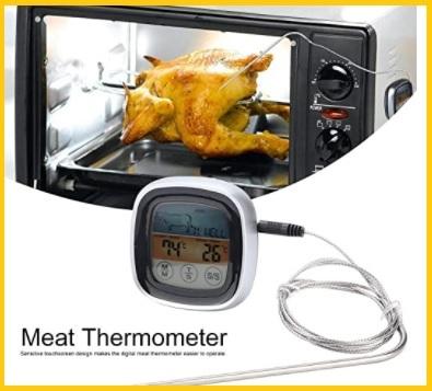 Termometro microonde touchscreen