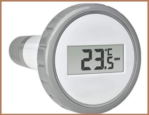Termometro piscina digitale
