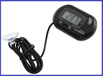 Termometro rettili lcd